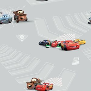 Rola tapet Cars 2 Decofun, 10 x 0.52 m