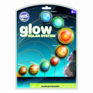 Sistem solar fosforescent The Original Glowstars Company, 6 ani +