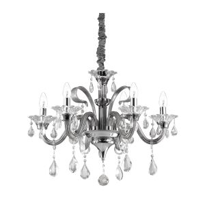 Candelabru clasic 6 becuri E14 COLOSSAL 081502 IDEAL LUX