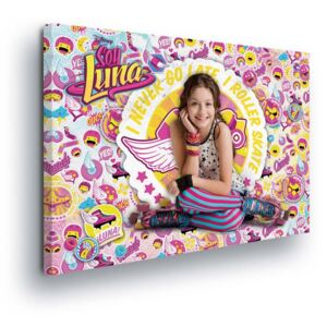 GLIX Tablou - Disney Portrait of Soy Luna 60x40 cm