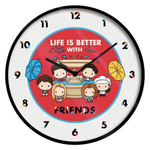 Ceas Friends - Life Is Better With Friends (Chibi)