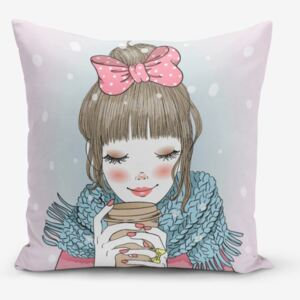 Față de pernă Minimalist Cushion Covers Girlissimo, 45 x 45 cm