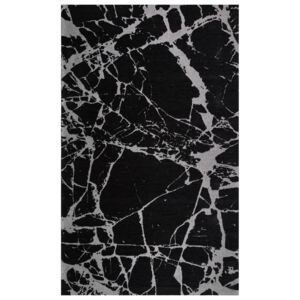 Covor Maze Home SMART, Black Silver XW, 120 x 180 cm