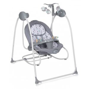 Lorelli Tango 2in1 Grey - Balansoar si leagan elec