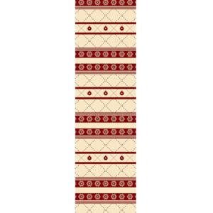 Runner Christmas Pattern, 40x140 cm
