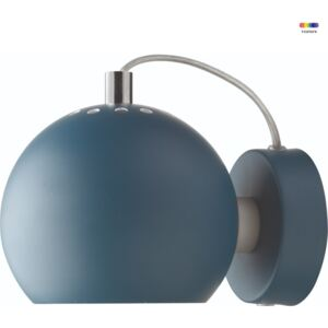 Aplica albastra din metal Magnet Matt Frandsen Lighting