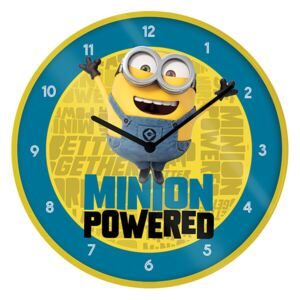 Ceas Despicable Me - The Rise of Gru - Minion Powered