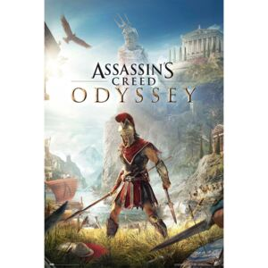Assassins Creed Odyssey - One Sheet Poster, (61 x 91,5 cm)