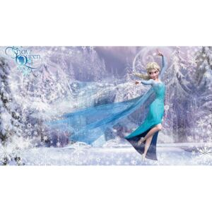 Fototapet vlies: Frozen (Snow Queen) - 254x368 cm