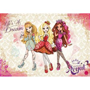 Fototapet: Mattel Ever After High (3) - 184x254 cm