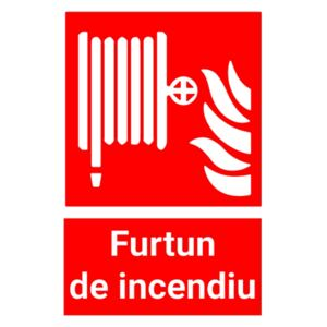 Sticker indicator Furtun de Incendiu