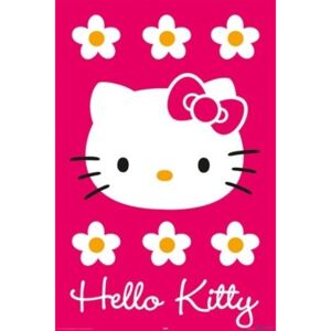 Poster - Hello Kitty magenta