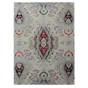 Covor țesut manual Flair Rugs Persian Fusion, 120 x 170 cm, bej