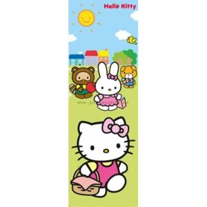 Poster - Hello Kitty Picnic
