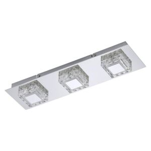 Briloner 3549-038 - Plafonieră LED NOBLE 3xLED/5W/230V