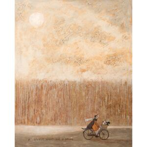 Tablou canvas - Sam Toft, A Lovely Night for a Drive
