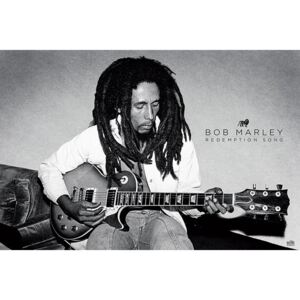 Bob Marley - Redemption Song Poster, (91,5 x 61 cm)
