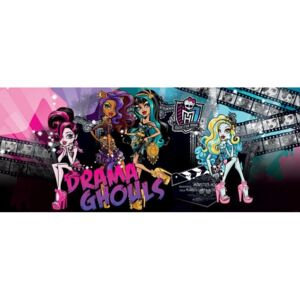 Buvu Fototapet: Monster High (Drama Ghouls) - 104x250 cm