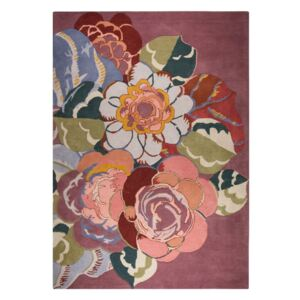 Covor țesut manual Flair Rugs Rosa Lifestyle, 160 x 230 cm, roz