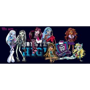 Fototapet: Monster High (5) - 104x250 cm