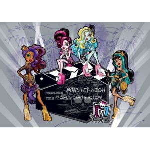 Buvu Fototapet: Monster High (4) - 254x368 cm