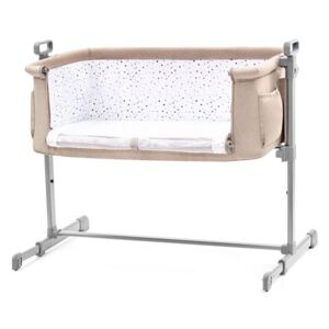 Patut Co-Sleeper 2 in 1 Neste Beige