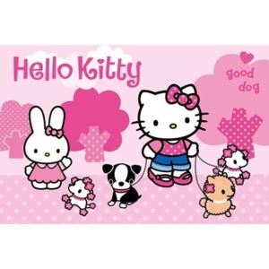 Poster - Hello Kitty (Dog)