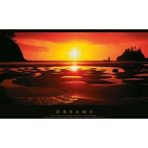 Poster - Sunset dreams