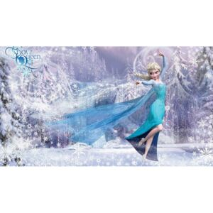 Fototapet vlies: Frozen (Snow Queen) - 184x254 cm