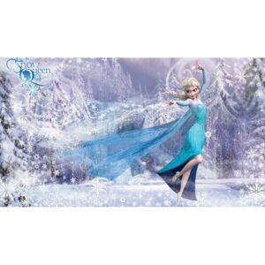 Fototapet: Frozen (Snow Queen) - 254x368 cm