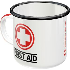 Nostalgic Art Cană metalică - First Aid