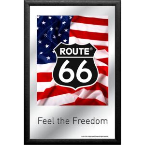 Oglindă - Route 66 (Feel the Freedom)