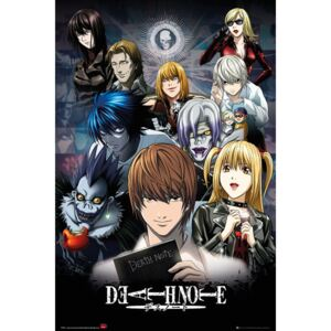 Death Note - Collage Poster, (61 x 91,5 cm)