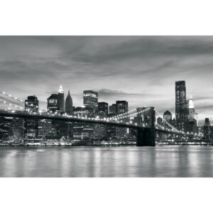Fototapet: Brooklyn Bridge - 184x254 cm