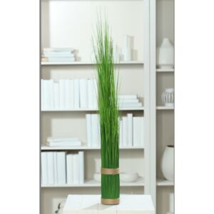 Iarba artificiala decorativa verde - 90 cm