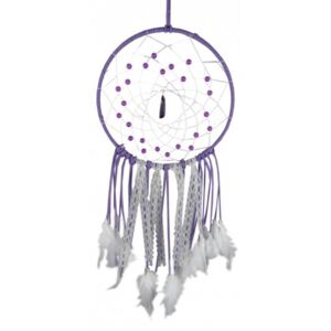 Dreamcatcher Puritate in mov 20 cm