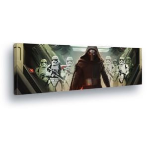 GLIX Tablou - Star Wars Darth Vader III 45x145 cm