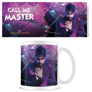 Cană Doctor Who - Call Me Master