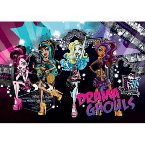 Buvu Fototapet: Monster High (Drama Ghouls) - 184x254 cm