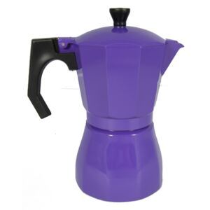 Cafetiera Italian Purple Jocca 10x16x19 Mov