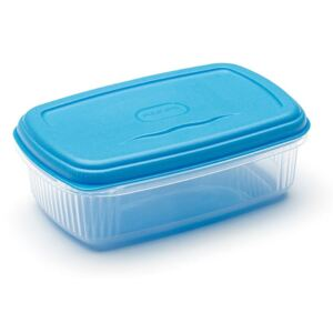 Recipient pentru mâncare cu capac Addis Seal Tight Rectangular Foodsaver, 700 ml