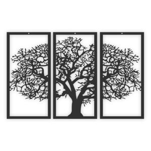 Tablou MyHome, 3 Piese, Tree of Life, DP125