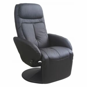 OPTIMA recliner negru