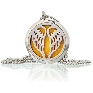 Colier aromaterapie Angel Wings, 30mm - Ancient Wisdom