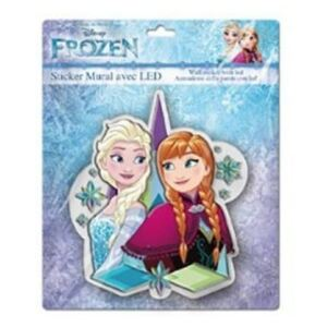 Sticker de perete cu led Frozen SunCity, 20 x 20 cm