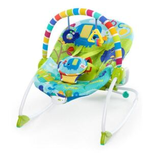 Bright Starts- Balansoar 2 In 1 Merry Sunshine Rocker