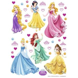 Sticker Disney Princess 65x85 cm