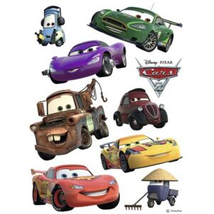 Sticker perete Disney Cars2 65X85 cm
