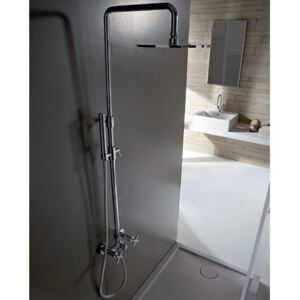 Coloana de dus Wall-mounted shower set Line Treemme