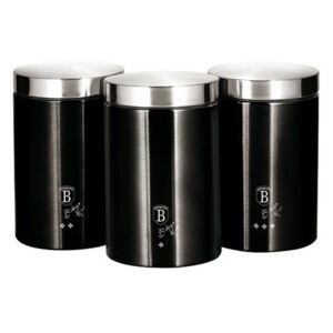 Set doze 3 piese Berlinger Haus RoyalBlack Collection